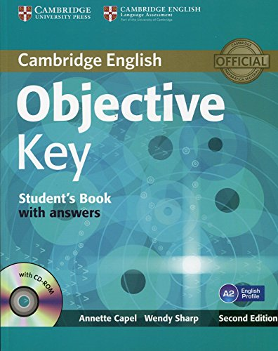 Objective key. Student's book. With answers. Con espansione online. Per le Scuole superiori. Con CD-ROM