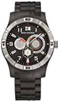 BOSS ORANGE Black Resin Mens Watch 1512535
