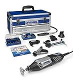 Dremel 4000-6/128 4000 Series Limited Edition Rotary Tool Platinum Kit