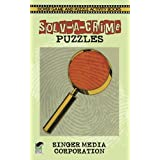 Solv-a-Crime Puzzles (Dover Children's Activity Books) ~ A. C. Gordon