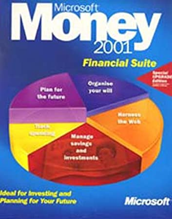 Money 2001 Financial Suite Version Upgrade