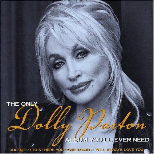 DOLLY PARTON - The Only Dolly Parton Album You