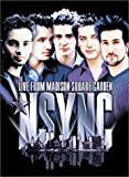 Cover art for  'N Sync - Live From Madison Square Garden