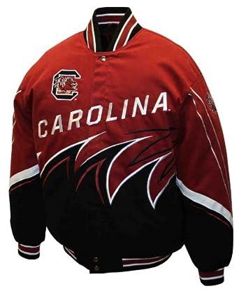 NCAA South Carolina Fighting Gamecocks Mens Slash Jacket by MTC Marketing