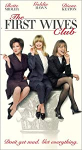 The First Wives Club [VHS]