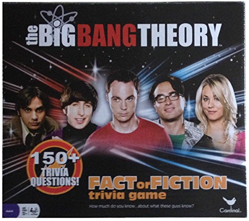 The Big Bang Theory - Fact or Fiction Trivia Game: Based on the TV Series - 1