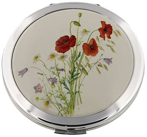 stratton-heritage-coll-compact-mirror-70mm-poppy