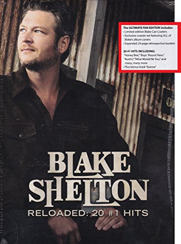 BLAKE SHELTON - Reloaded: 20 #1 Hits - Zortam Music