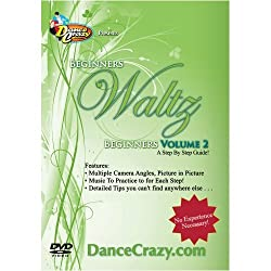 Waltz Dance Volume 2: Dance Lessons DVD Guide To Dancing The Waltz [2 of 2]