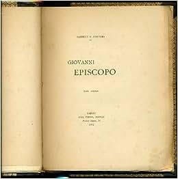 Giovanni Episcopo: GABRIELE D'ANNUNZIO: Amazon.com: Books