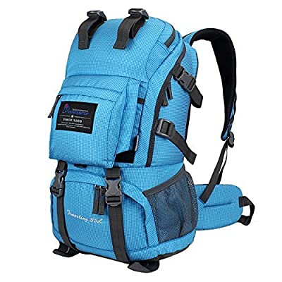 Mountaintop 35l Hiking Pack Lightweight Bag School Travel Outdoor Daypack
