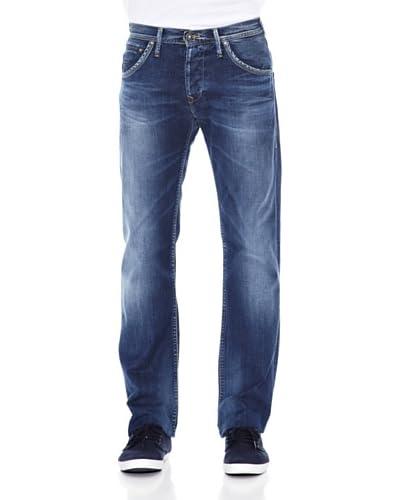 Pepe Jeans London Jeans Hoxton [Azzurro]