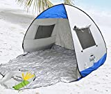 Instant Pop-up Family Beach Tent and Sun Shelter UPF 100+