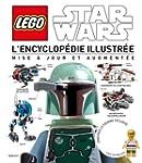 Lego Star Wars : L'encyclop�die illus...