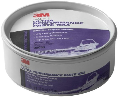 buy 3M Marine Ultra Performance Paste Wax (9.5-Ounce) for sale