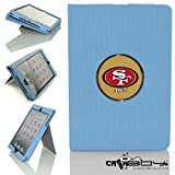 New Rubberized Tech-Grip Apple Mini Ipad & mini ipad with retina Case with SLEEP SMART by Calaboy includes Personalized picture Frame w San Francisco 49ers Logo (FB4) at Amazon.com