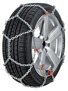 Thule 16mm XB16 High Quality SUV Truck Snow Chain, Size 255 (Sold in pairs) by Thule