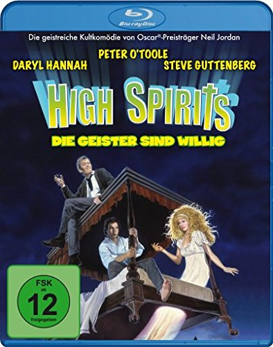 High Spirits - Die Geister sind willig [Blu-ray]