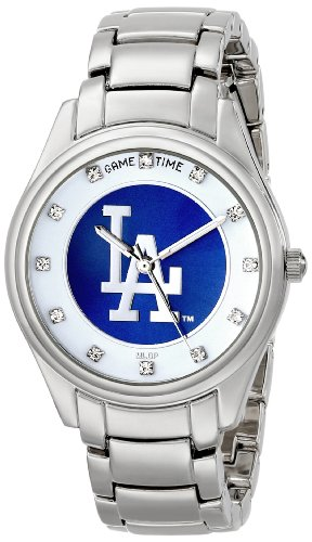 "Game Time Women'S Mlb-Wcd-La ""Wild Card"" Watch - Los Angeles Dodgers"
