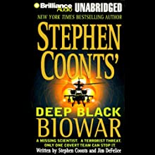 Biowar: Deep Black (       UNABRIDGED) by Stephen Coonts, Jim DeFelice Narrated by J. Charles