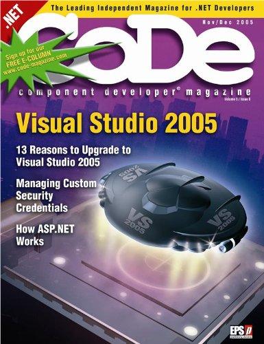 CODE Magazine - 2005 - Nov/Dec
