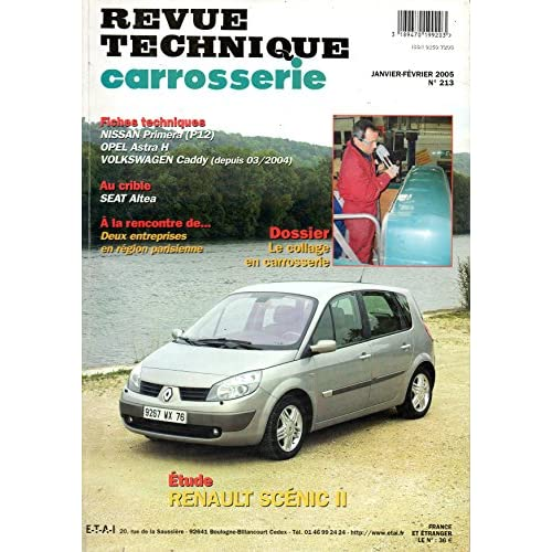 index of revue technique l 39 expert automobile renault safrane ii essence et diesel apres 97. Black Bedroom Furniture Sets. Home Design Ideas