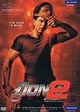 Don 2 - Bollywood Film mit Shahrukh Khan und Priyanka Chopra. Bollywood - Sprache: Hindi, Untertitel: Englisch & Arabisch. [2-DVD-Satz][IMPORT]