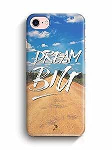 YuBingo Dream BIG Designer Mobile Case Back Cover for Apple iPhone 7