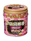 アース渦巻香 ジャンボ バラの香り 50巻缶入