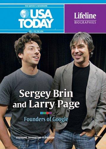 Lifeline Bios:Sergey Brin/Larry Page