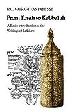 img - for From Torah to Kabbalah book / textbook / text book