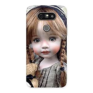 Ajay Enterprises Fill Girl Angel Multicolor Back Case Cover for LG G5