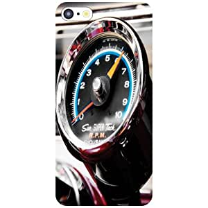 Apple iPhone 5C Steering Matte Finish Phone Cover