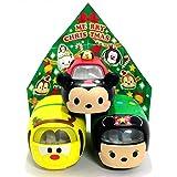 トミカ ディズニーモータース ツムツム クリスマス 三点セット 【特別仕様車】