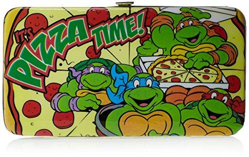 Teenage Mutant Ninja Turtles Pizza Time Cerniera Portafoglio