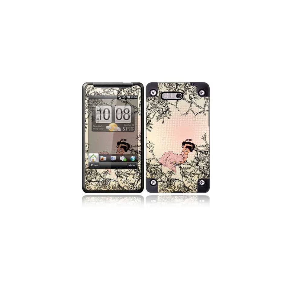 Dreaming Protective Skin Cover Decal Sticker for HTC HD Mini Cell Phone