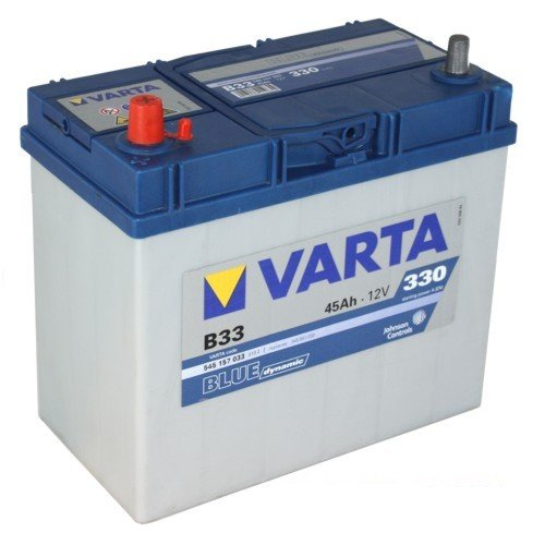 VARTA B33 Blue Dynamic / Autobatterie / Batterie