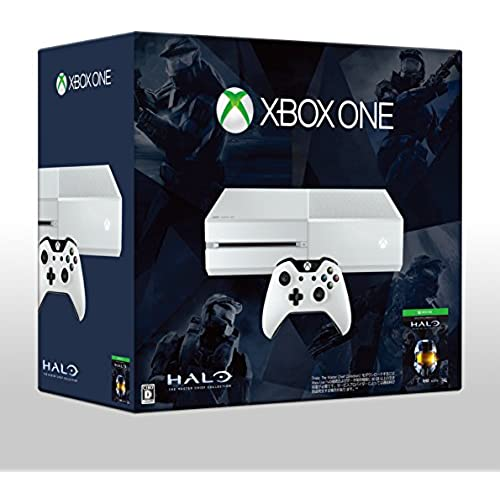 Xbox One Xbox One 스페셜 에디션 (Halo: The Master Chief Collection 동봉판) (5C6-00010) [메이커 생산 종료]- (2015-02-19)