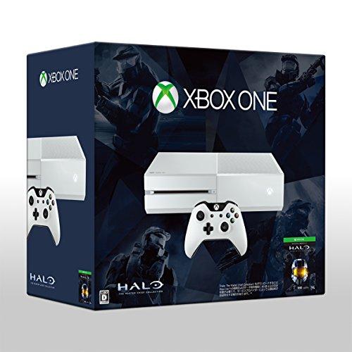 Xbox One スペシャル エディション (Halo: The Master Chief Collection 同梱版) (5C6-00010)