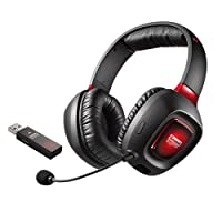 Creative Sound Blaster Tactic3D Rage Wireless Gaming Headset by Creative