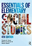 img - for Essentials of Elementary Social Studies book / textbook / text book