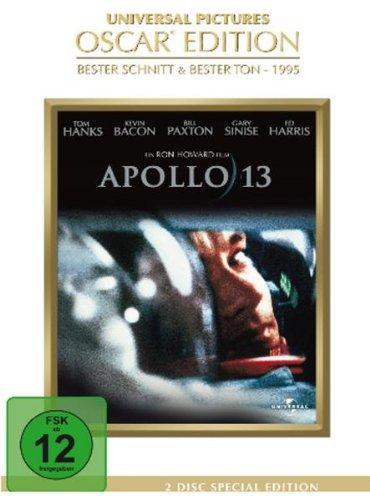 Apollo 13 (Oscar-Edition, 2 DVDs) [Special Edition]