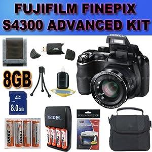 NEW PRO HD 2.2x TELEPHOTO LENS FOR FUJIFILM FINEPIX HS50EXR