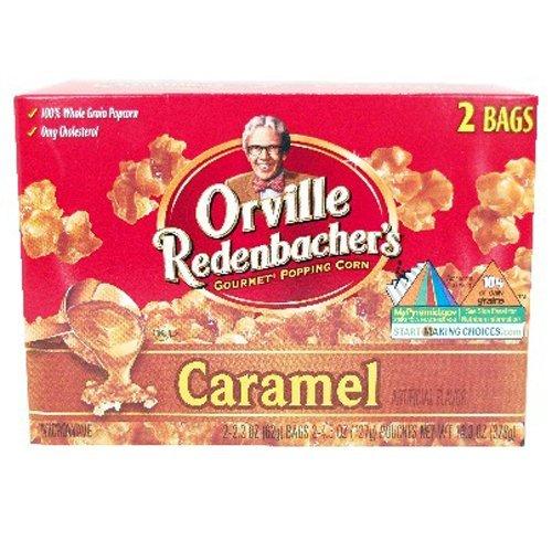 Orville Redenbacher Caramel Popcorn 2 Ct - 6 Unit Pack