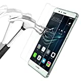Huawei P9 Lite Schutzglas, Danibos Schutzfolie Gehärtetem Glas Displayschutzfolie Panzerglas für Huawei P9 Lite (Huawei P9 Lite)