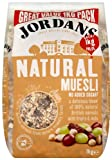Jordans Natural Muesli 1 Kg (Pack of 4)