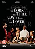 The Cook, The Thief, His Wife And Her Lover [DVD] [1989] - Peter Greenaway