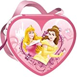 Disney Princess: Filled Stationery Carry Heart Bag