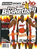 Lebron James unsigned 2010 Miami Heat Athlon Pro Basketball Annual Magazine w/Kobe at Amazon.com