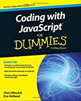 Coding with JavaScript For Dummies Front Cover
